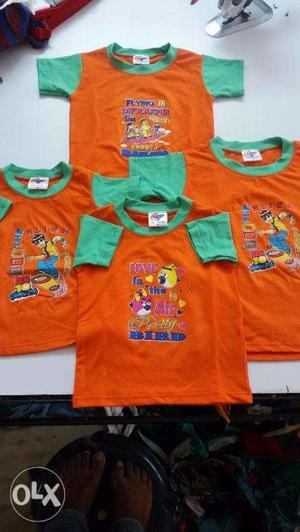 Manufacturer of kids funky t shirts