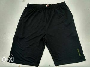 Mens Branded Poly Shorts Import Fabric