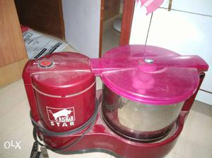 Rishabh Grinder in good condition for sale.Has