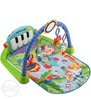 """The most amazing baby gadget """"Fisher price play"""