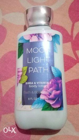Moonlight Path Shea And Vitamin E Body Lotion Bottle