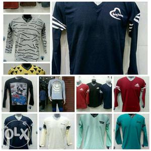 T shirt zone all type of t shirt at Rs 150 only