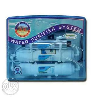 Brand new Aquafresh UV water purifier with free