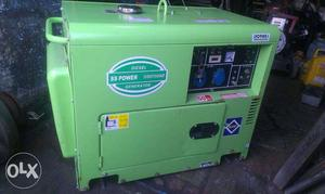 Green Generator Set