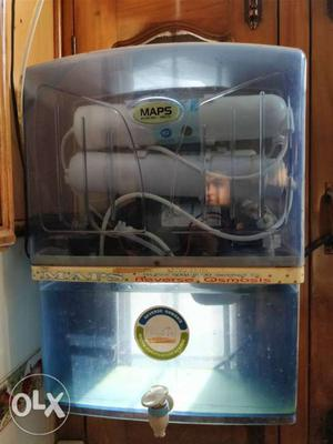 White Maps Water Purifier
