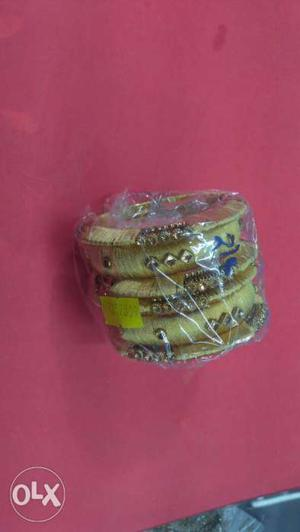 It is silk thread bangles available in mira road