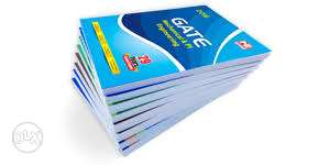 Made easy text books and gate ese solved book.