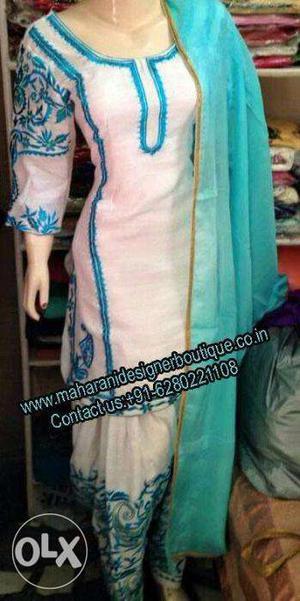Punjabi Salwar Suit For Women
