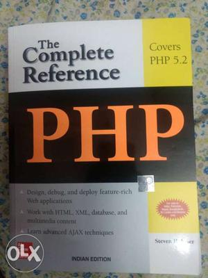 The Complete Reference PHP Book