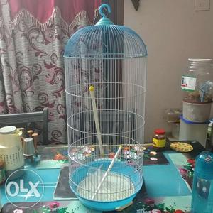 Bird cage (just like new)