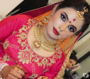 Bridal Make-up Services in Bhubaneswar Bhubaneswar
