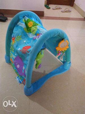 Children Toy, Early development.Fisher Price Ocean Gym