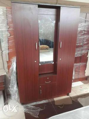 Brand New Wooden Cabinet (Wardrobe) For Sale