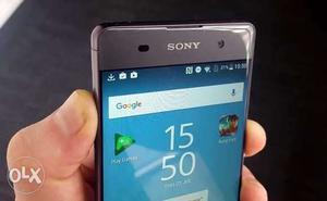 Sony Xperia XA dual Fix price Urgent hai Esliye