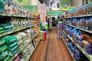 All types deal Cat & Dog food Accessories sale & purchases