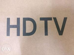 Brand new Samsung HD TV