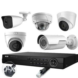CCTV CAMERA Installation for Home and Office at