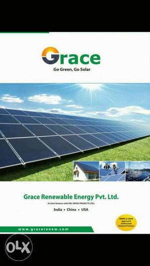 Get the 1kw on-grid system at your home and start