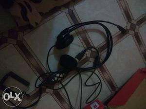 "Headphones/handset for pc ""call center"