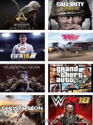 Latest PC games.. of your choice