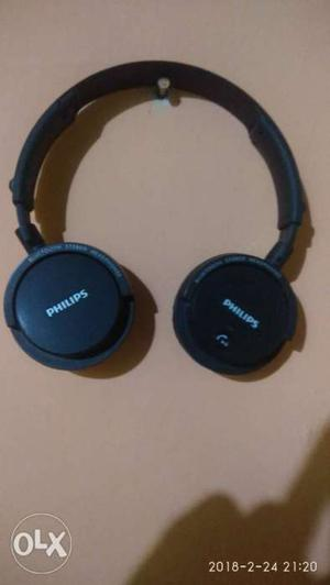 Philips SHBBK Wireless Bluetooth