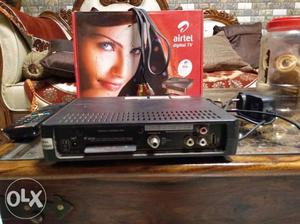 Airtel D2H SD, including all set of set top box.