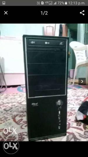 Core2dual 2gb ram 500 gb hdd 19 philips led