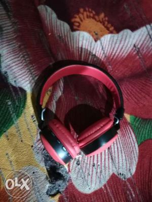 D new Wireless headphones with sd card slot and