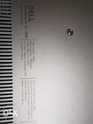Its My Dell Chromebook i, from USA, very