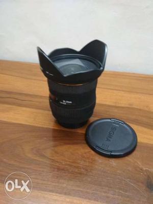 Sigma  EX DC HSM Canon mount