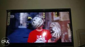 Sony 40 inch full hd led tv with one year warranty