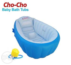 Imported Baby Bath Tubs for New Born Babies (Inflatable -