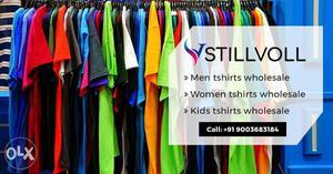 Wholesale t shirts suppliers tirupur