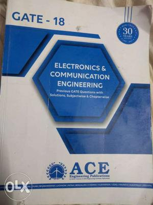 Gate 18 Electronics & Communication Engineering Book