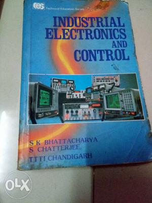 Industrial electronics and control bybhattacharya