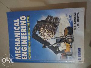 Mechanical engineering book objective rs khurmi