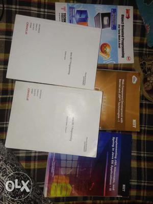 NIIT books java programming, jsf
