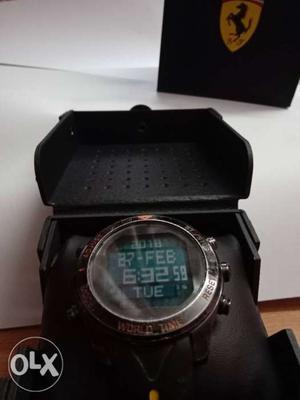 Pulsar Digital watch 10 Bar just at