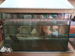 Only fish tank and upper shed for sale