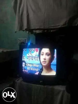 Lg CRT TV very good condition