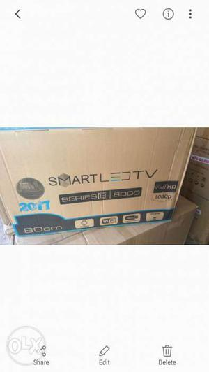 New 32 inch imported Led Tv With 2 Year warranty and Seal