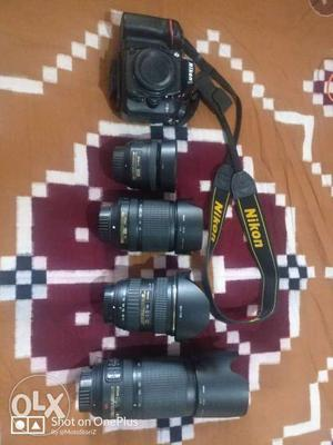 Nikon D DSLR with 35mm, 1.8 f prime lens,