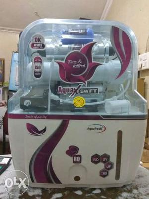 10stage water purifier with one year wrantty
