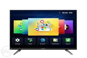 40 inch led tv full hd Samsung Panel with wranty n wall