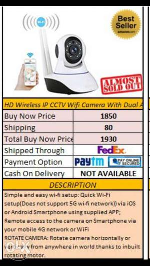 HD Wireless IP CCTV WiFi Camera