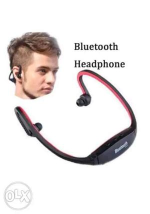 New brand bluetooth headphone with clear voice