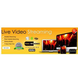 Online Live Video Streaming Chennai | Live Webcasting Servic