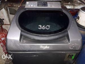 Whirlpool top load fully automatic washing