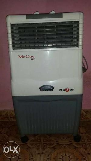 White And Gray McCoy Air Cooler