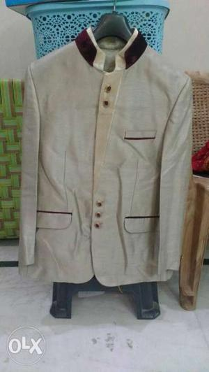 Indo Western partywear dress for men in excellent condition
